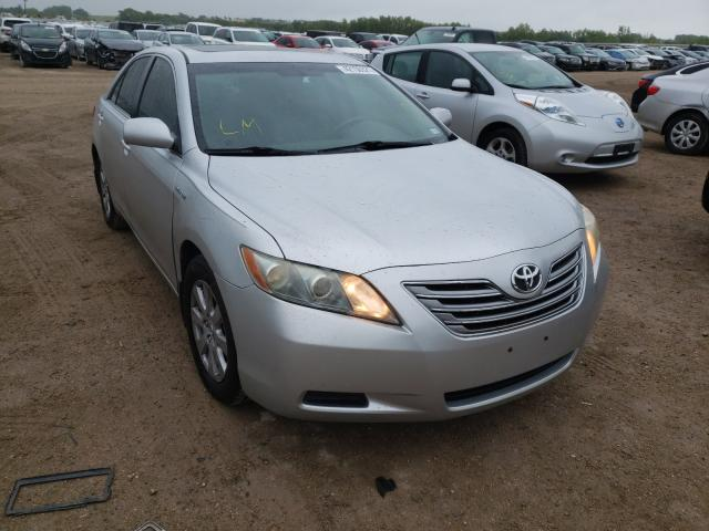 Salvage 2007 TOYOTA CAMRY - Small image. Lot 42150321