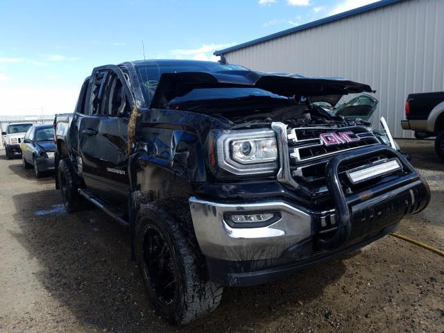 Salvage cars for sale from Copart Helena, MT: 2016 GMC Sierra K15