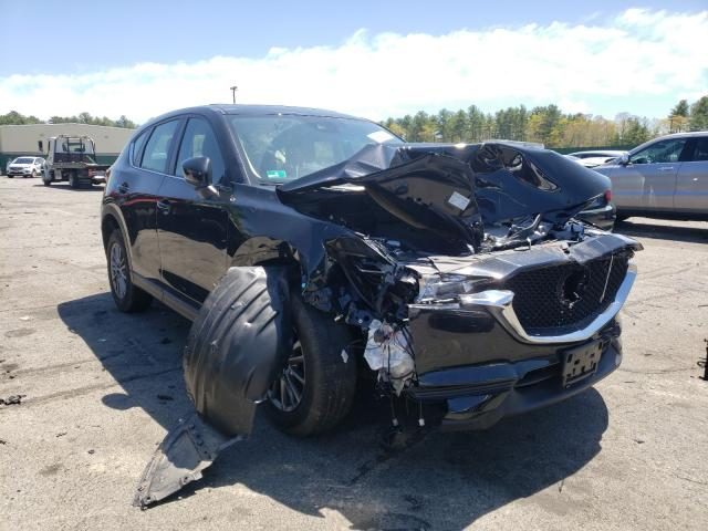 Mazda salvage cars for sale: 2018 Mazda CX-5 Sport