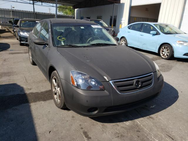Salvage cars for sale from Copart Orlando, FL: 2002 Nissan Altima Base