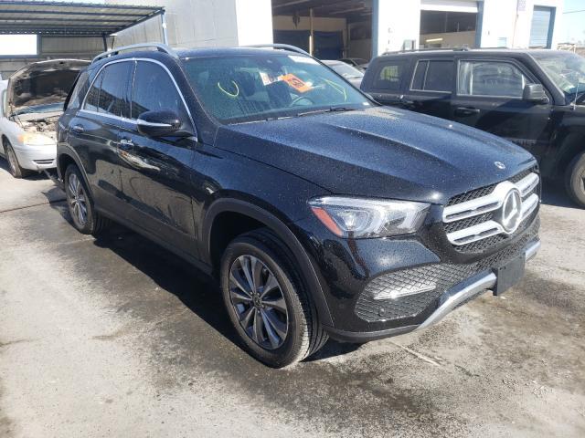 2021 Mercedes-Benz GLE 350 en venta en Anthony, TX
