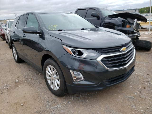 Salvage cars for sale from Copart Oklahoma City, OK: 2019 Chevrolet Equinox LT