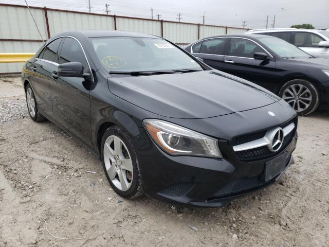 Vehiculos salvage en venta de Copart Haslet, TX: 2015 Mercedes-Benz CLA 250