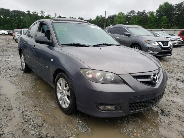 Mazda 3 S salvage cars for sale: 2007 Mazda 3 S