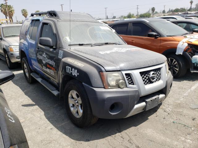 2010 NISSAN XTERRA OFF 5N1AN0NU8AC501215