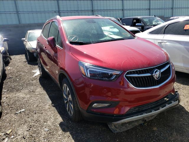 Salvage cars for sale from Copart Albuquerque, NM: 2019 Buick Encore ESS