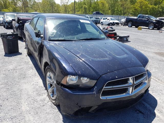 Salvage 2012 DODGE CHARGER - Small image. Lot 43254691