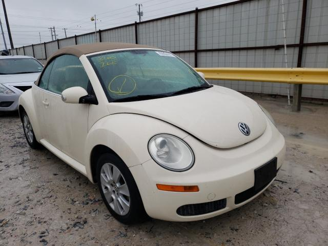 Salvage cars for sale from Copart Haslet, TX: 2009 Volkswagen New Beetle