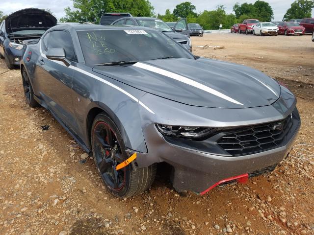 Vehiculos salvage en venta de Copart China Grove, NC: 2021 Chevrolet Camaro LT