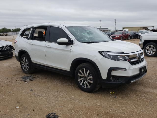 2021 Honda Pilot EX en venta en San Antonio, TX