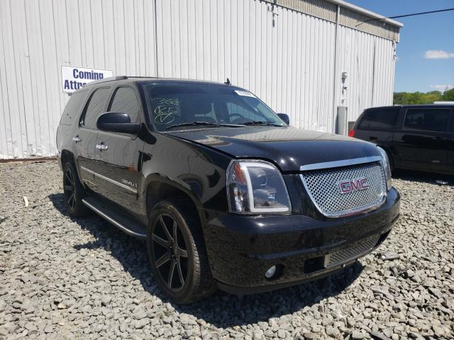 Salvage cars for sale from Copart Windsor, NJ: 2009 GMC Yukon Dena
