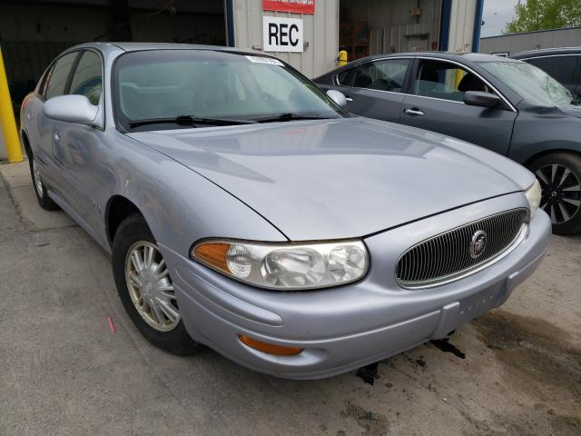 Salvage cars for sale from Copart Duryea, PA: 2005 Buick Lesabre CU