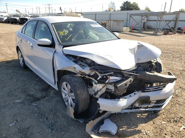 Salvage cars for sale at Nampa, ID auction: 2017 Volkswagen Jetta S