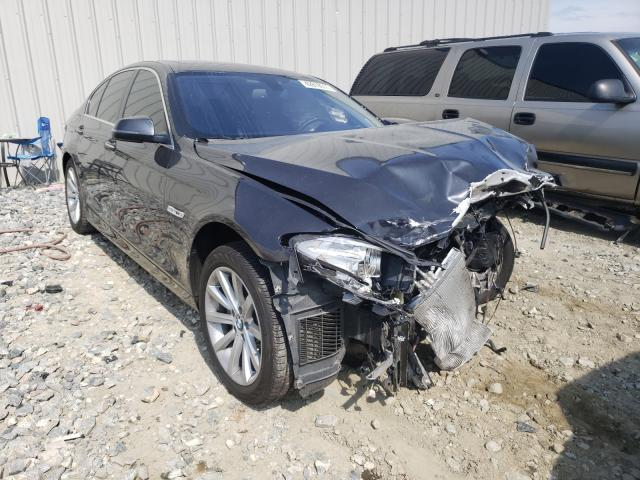 Salvage cars for sale from Copart Byron, GA: 2014 BMW 535 I