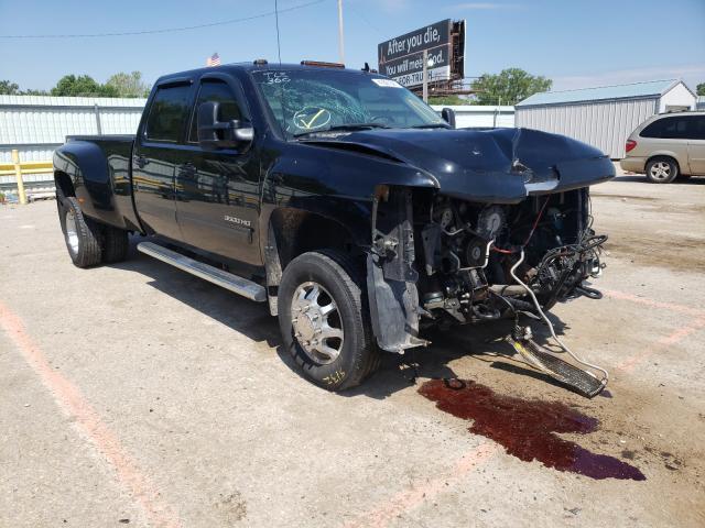Salvage cars for sale from Copart Wichita, KS: 2013 Chevrolet Silverado