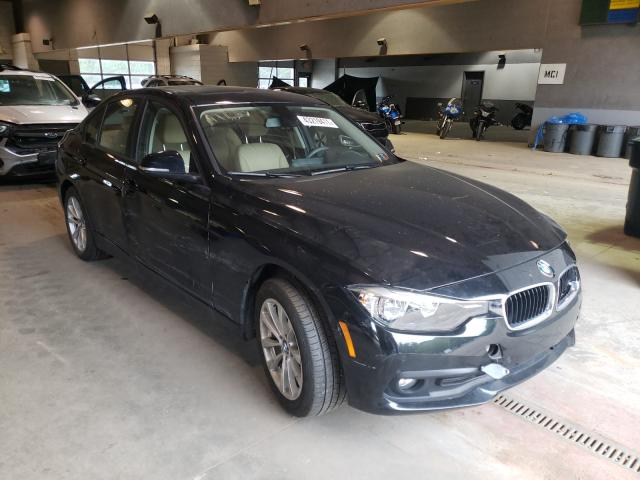 Salvage cars for sale from Copart Sandston, VA: 2017 BMW 320 XI