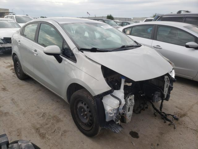KIA salvage cars for sale: 2014 KIA Rio EX