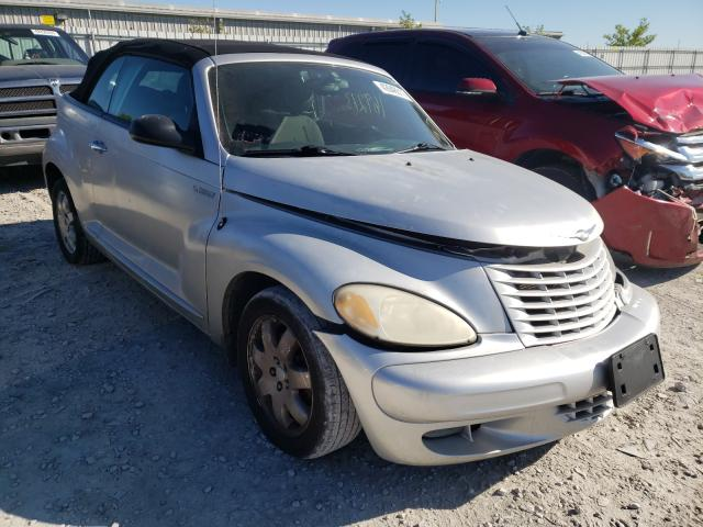 Salvage cars for sale from Copart Walton, KY: 2005 Chrysler PT Cruiser