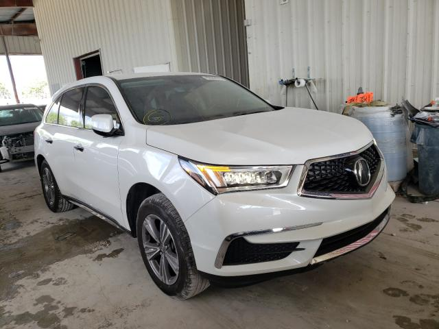 Salvage cars for sale from Copart Homestead, FL: 2020 Acura MDX