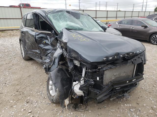 KIA Vehiculos salvage en venta: 2020 KIA Telluride