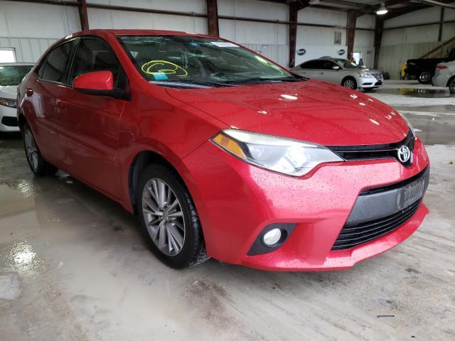 Vehiculos salvage en venta de Copart Haslet, TX: 2014 Toyota Corolla L