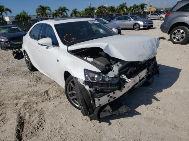 Salvage cars for sale from Copart Opa Locka, FL: 2018 Lexus IS 300