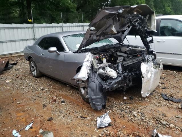 Salvage cars for sale from Copart Austell, GA: 2018 Dodge Challenger