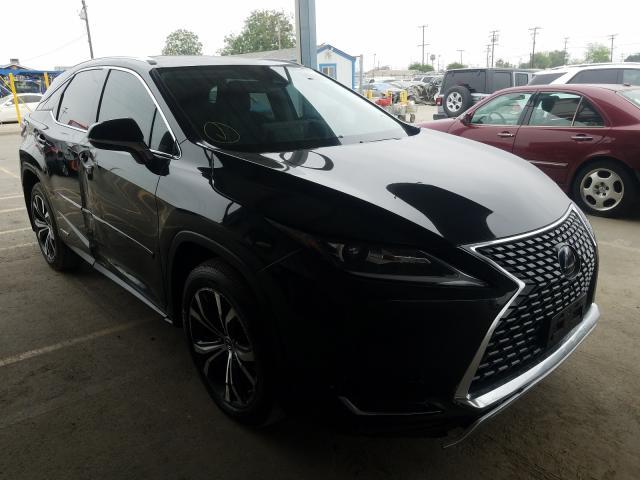 Carros híbridos a la venta en subasta: 2020 Lexus RX 450H