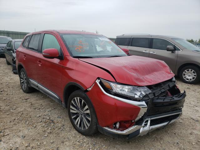 Vehiculos salvage en venta de Copart Kansas City, KS: 2019 Mitsubishi Outlander