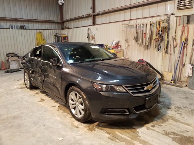 Salvage cars for sale from Copart Abilene, TX: 2019 Chevrolet Impala LT