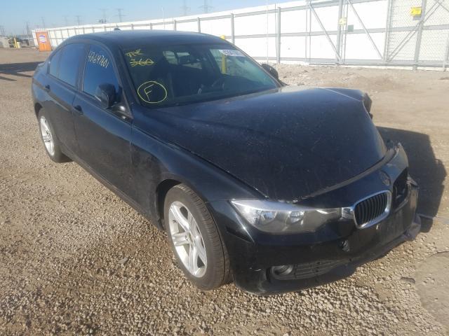 2014 BMW 320 I XDRI WBA3C3G50ENS67489