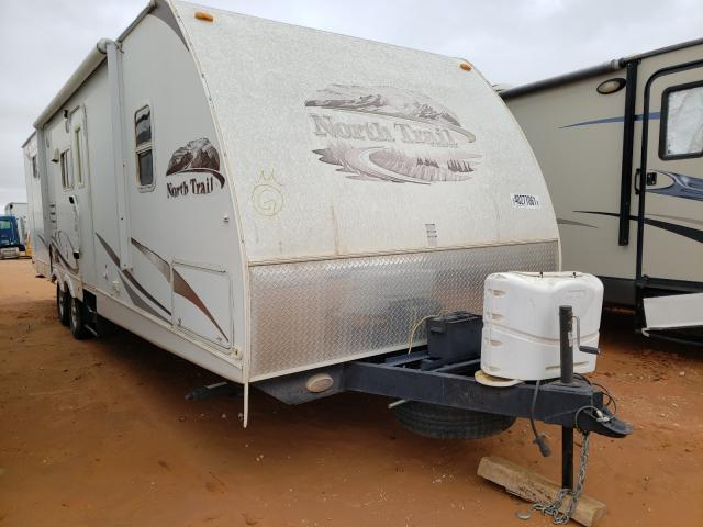 Northwood salvage cars for sale: 2010 Northwood Trailer