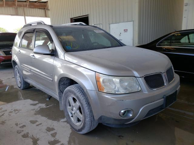 Salvage cars for sale from Copart Homestead, FL: 2007 Pontiac Torrent