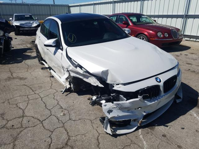 BMW M3 salvage cars for sale: 2018 BMW M3