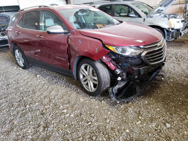 Salvage cars for sale from Copart Houston, TX: 2019 Chevrolet Equinox PR