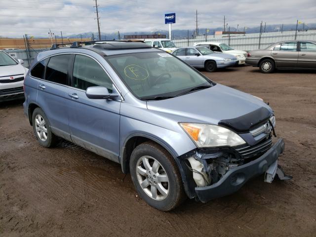 2007 Honda CR-V EXL en venta en Colorado Springs, CO