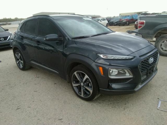 2021 Hyundai Kona Limited en venta en San Antonio, TX