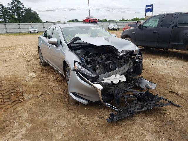Salvage cars for sale from Copart Newton, AL: 2018 Mazda 6 Touring