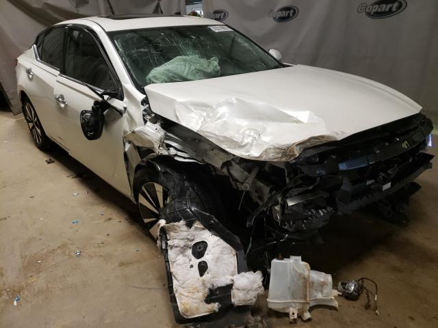 Salvage cars for sale from Copart Tifton, GA: 2020 Nissan Altima SV
