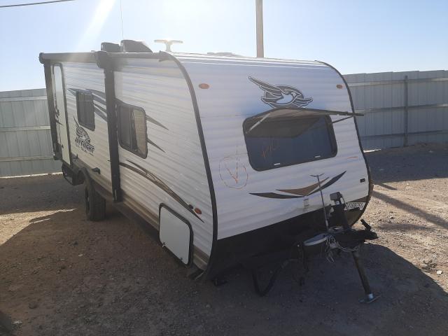 Vehiculos salvage en venta de Copart Las Vegas, NV: 2018 Jayco JAY Flight