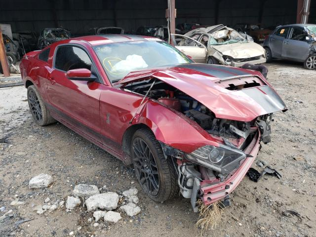 Salvage cars for sale from Copart Corpus Christi, TX: 2014 Ford Mustang SH