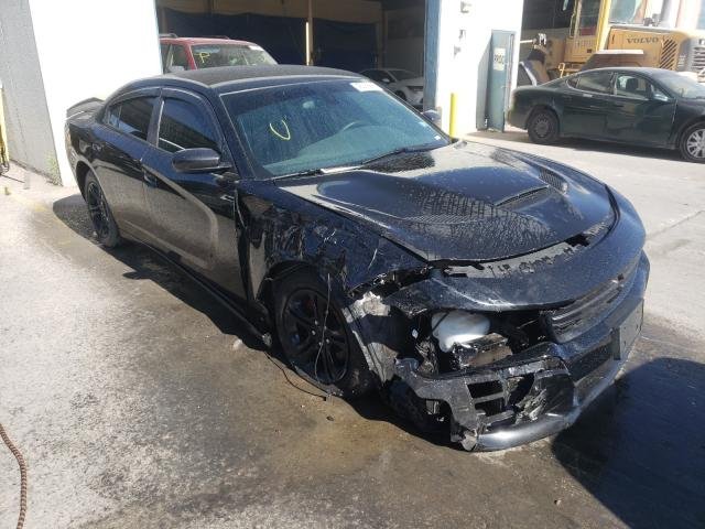 Salvage 2017 DODGE CHARGER - Small image. Lot 43019961