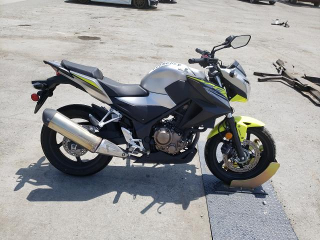 Salvage cars for sale from Copart San Diego, CA: 2017 Honda CB300 FA