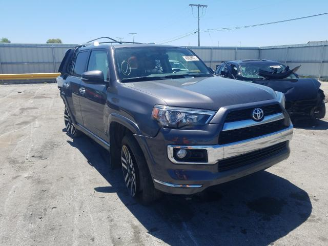 Salvage cars for sale from Copart Dyer, IN: 2014 Toyota 4runner SR