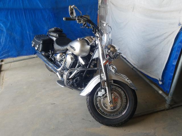 Vehiculos salvage en venta de Copart Madison, WI: 2003 Yamaha XV1600 AS