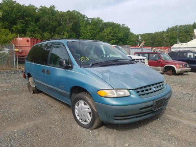 Plymouth salvage cars for sale: 1998 Plymouth Grand Voyager