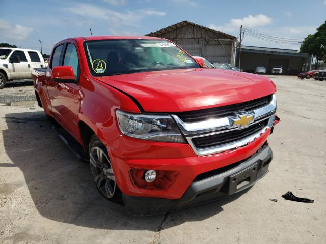 Salvage cars for sale from Copart Corpus Christi, TX: 2015 Chevrolet Colorado L