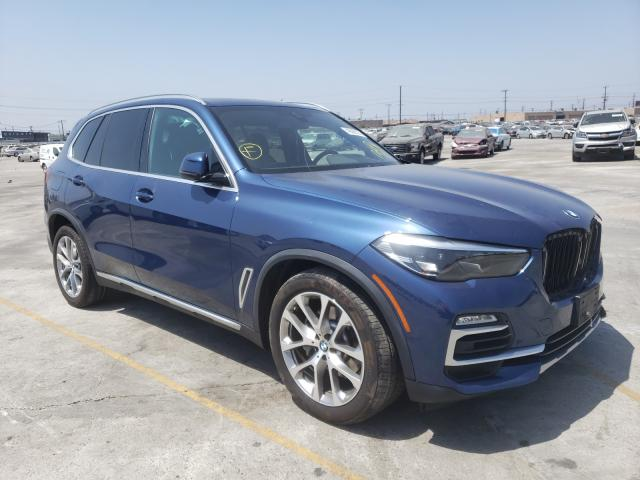 Salvage cars for sale from Copart Sun Valley, CA: 2020 BMW X5 Sdrive