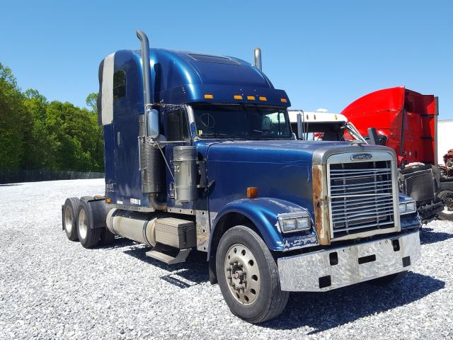 Freightliner salvage cars for sale: 2006 Freightliner Convention