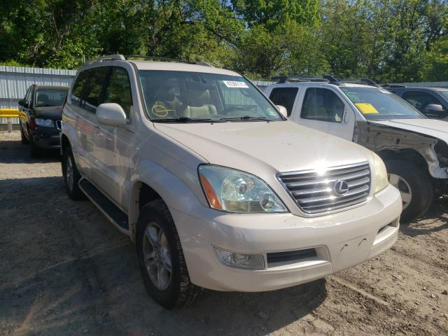 Lexus GX 470 salvage cars for sale: 2003 Lexus GX 470